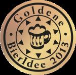 Die Goldene BierIdee 2013 für den Biershop Bayern